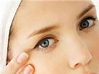 Mắt bị nổi mụn ngay giữa lòng trắng?