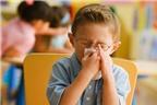 Mùa thu trẻ dễ mắc bệnh gì?