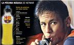 Tiết lộ chế độ dinh dưỡng đặc biệt của Barca dành cho Neymar