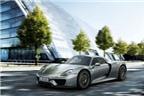 Porsche 918 Spyder - Một mình
