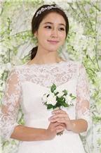 Tự làm hoa cưới nhỏ xinh như sao Hàn