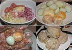 Cách làm bánh bao trứng vịt muối
