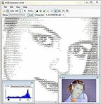 Tạo ảnh độc đáo bằng mã ASCII