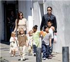 Học cách yêu gia đình như Brad Pitt