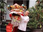 Lão nghệ nhân hơn 60 năm múa lân sư rồng