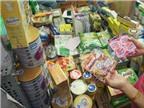 Tràn lan thực phẩm dinh dưỡng cho trẻ