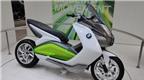 BMW sẽ bắt đầu bán xe scooter C Evolution vào năm tới
