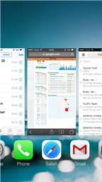 10 mẹo hay cho Apple iOS 7