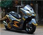 PCX150 độ phong cách Transformer