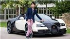 Bugatti Veyron lại có thêm phiên bản đặc biệt mới