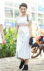 Tiêu Châu Như Quỳnh nhí nhảnh trong MV mới