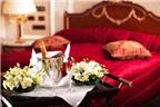 Giường cưới chuẩn cho hôn nhân mĩ mãn