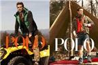 Dã ngoại mùa lạnh kiểu cách với Polo Ralph Lauren