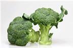 Lợi ích dinh dưỡng từ bông cải xanh
