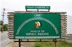Độc đáo hồ nước có tên dài nhất thế giới