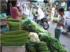 Rau củ neo giá cao, thực phẩm giảm