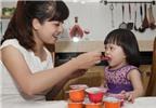 Lời khuyên của chuyên gia về chọn thực phẩm ăn dặm cho bé