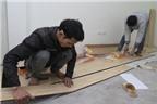 Có nên lát sàn gỗ tầng một?