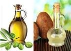 Để làm đẹp, dùng dầu dừa hay dầu ôliu tốt hơn?