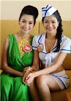 Các hoa hậu Việt từ thời chưa nổi tiếng