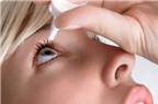 Thuốc nhỏ mắt trị đau mắt đỏ có ảnh hưởng tới da?