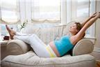 Bí quyết chăm sóc đôi chân cho mẹ bầu