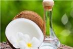 Mẹo dùng dầu dừa hiệu quả