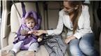 Kinh nghiệm di chuyển an toàn với trẻ nhỏ trong xe hơi