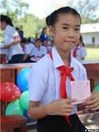 Tiêm phòng vaccin HPV ngừa ung thư tại Lào