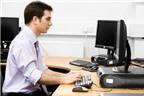 9 cách để ngồi thoải mái tại bàn làm việc