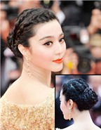 2 cách tết tóc đẹp giống Phạm Băng Băng