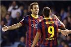 Barca nới rộng khoảng cách với Real