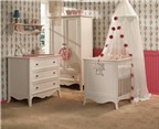 Phong thủy cho phòng ngủ của trẻ sơ sinh