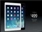 iPad Air là máy tính bảng tốt nhất hiện nay?