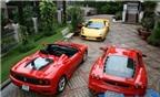 Garage siêu xe đáng mơ ước của Cường Đôla, Minh 'nhựa'
