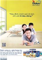Cách lựa chọn sơn nội thất thông minh