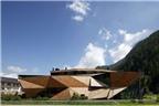 Kiến trúc gỗ độc đáo tại Ý