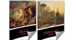 [Sách hay] Iliad và Odissêy - Những bản trường ca bất hủ của nhà thơ hát rong mù