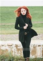 Bí quyết mặc đẹp với màu tóc đỏ