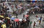 LHQ xác nhận cứu trợ ở Philippines bắt đầu có hiệu quả