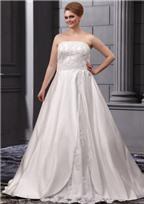 5 bí quyết chọn váy cho cô dâu ngoại cỡ