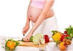 Thực phẩm tốt và xấu với bà bầu