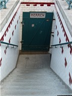 Khi nhà vệ sinh công cộng biến thành điểm du lịch lí tưởng