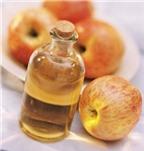 8 lợi ích của giấm táo đối với da