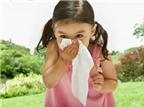 Sai lầm cần tránh khi trẻ sổ mũi