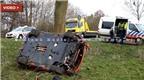 Hai ông cháu gặp nạn trong siêu xe Ferrari F12 Berlinetta