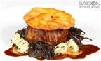 Thơm ngon thịt bò bông cải trắng