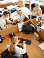 Mẹo giúp bạn thấy thoải mái hơn khi ngồi làm việc