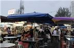 Phố ẩm thực đêm Penang