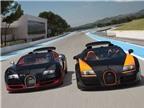 Bugatti Veyron chỉ còn lại 50 xe chưa có chủ